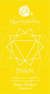 Acqua informatizzata QuantumVeda per il III° Chakra JIVAN